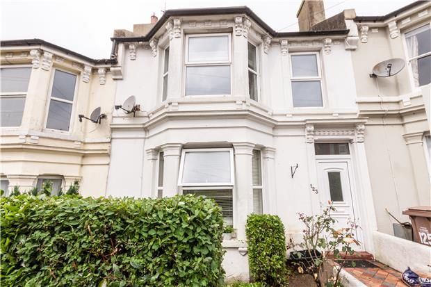 Thumbnail Property to rent in Ashburnham Road, Hastings, East Sussex