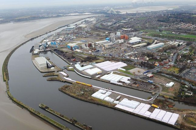 Thumbnail Land to let in Port Of Weston, Runcorn, Cheshire