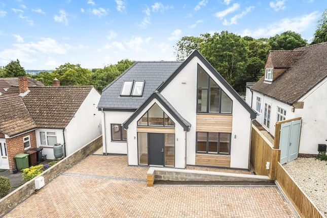 Thumbnail Detached house for sale in Off Cumnor Hill, Oxford