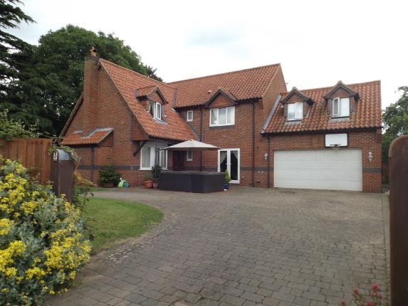 Thumbnail Detached house for sale in School Lane, Aslockton, Nottingham