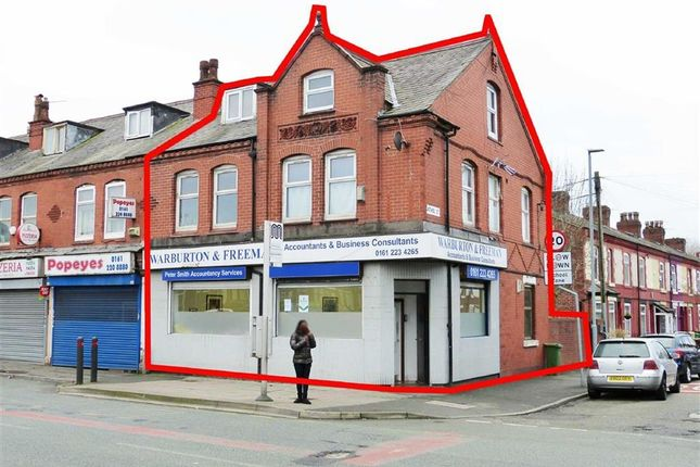 Thumbnail Commercial property for sale in Reddish Lane, Gorton, Manchester