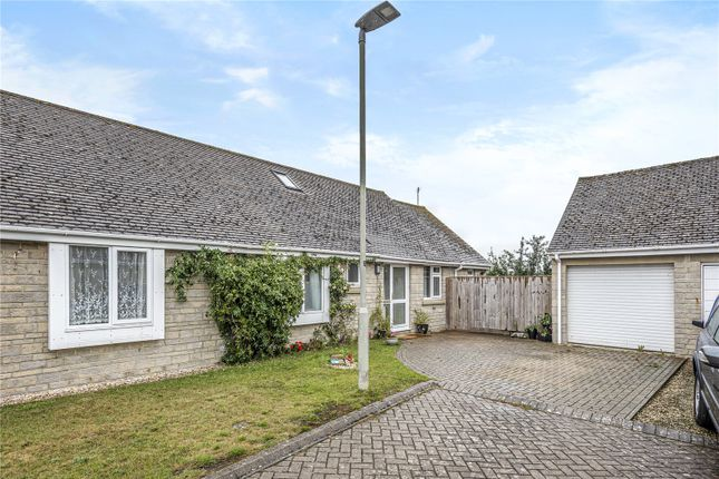 Thumbnail Semi-detached house for sale in Chapel Close, Kempsford