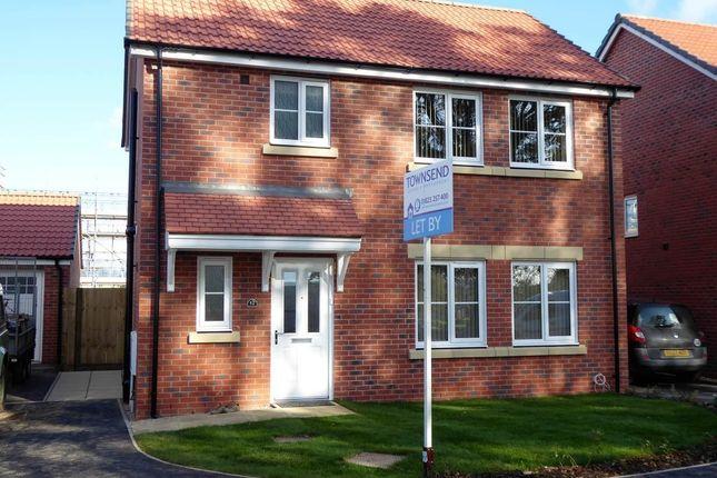 Thumbnail Detached house to rent in Bawler Road, Monkton Heathfield, Taunton
