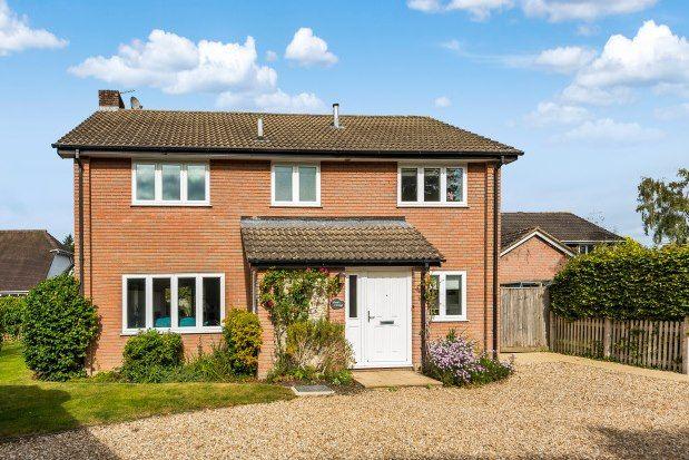 Thumbnail Property to rent in The Paddock, Brockenhurst