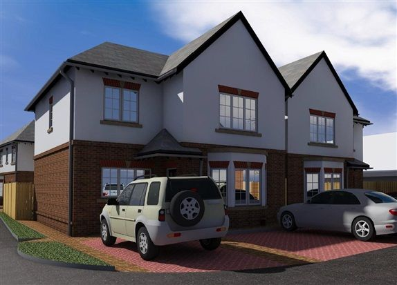 Thumbnail Property for sale in Plot 3, The Cloisters, Preston