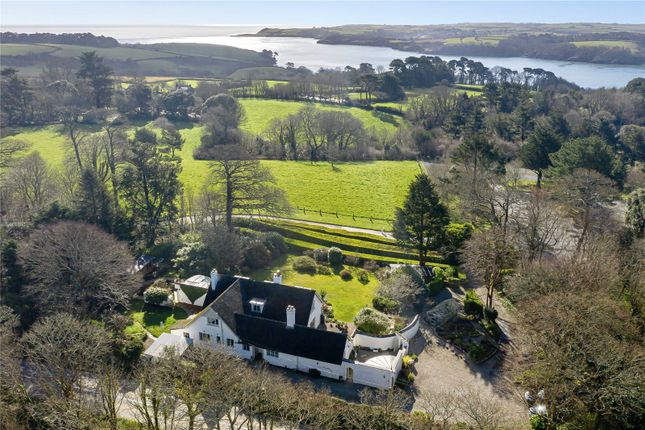 Thumbnail Detached house for sale in Mawnan Smith, Falmouth, Cornwall