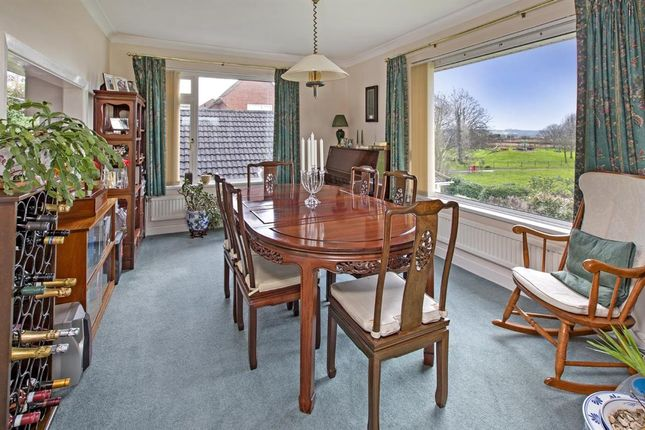 Dining Room of Sir Alex Walk, Topsham, Exeter EX3