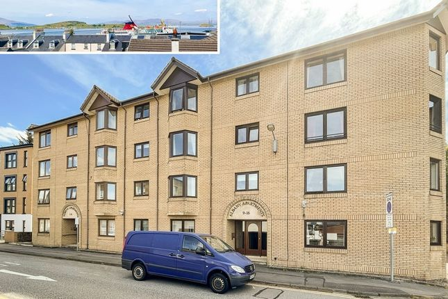 2 bed flat for sale in 13 Albany Apartments, Oban, Argyll, 4Al, Oban PA34