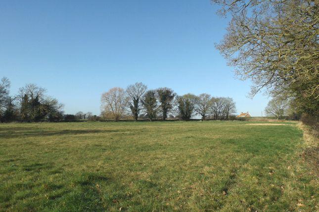 Thumbnail Land for sale in Warrens Lane, Attleborough
