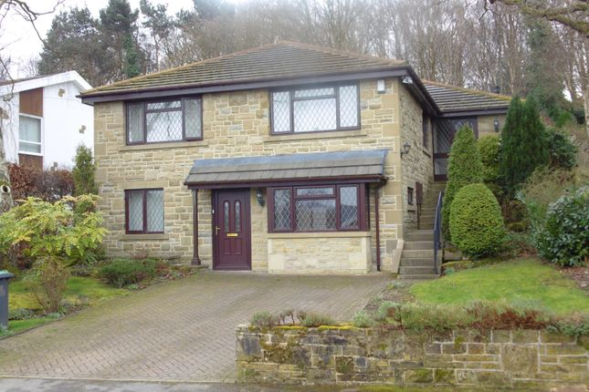 Thumbnail Detached house for sale in Manor Drive, Bingley