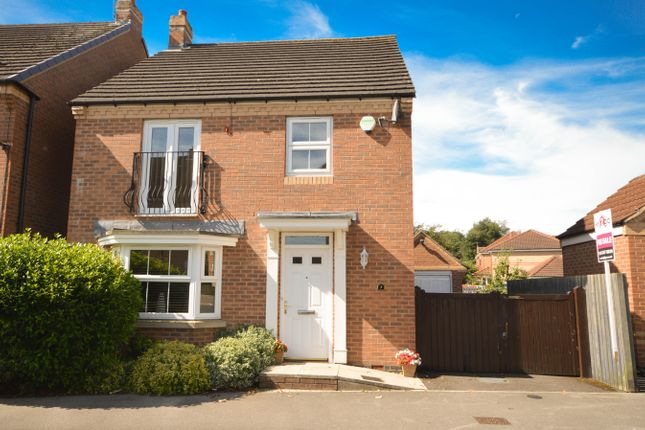Thumbnail Detached house for sale in Oxclose Park Way, Halfway, Sheffield