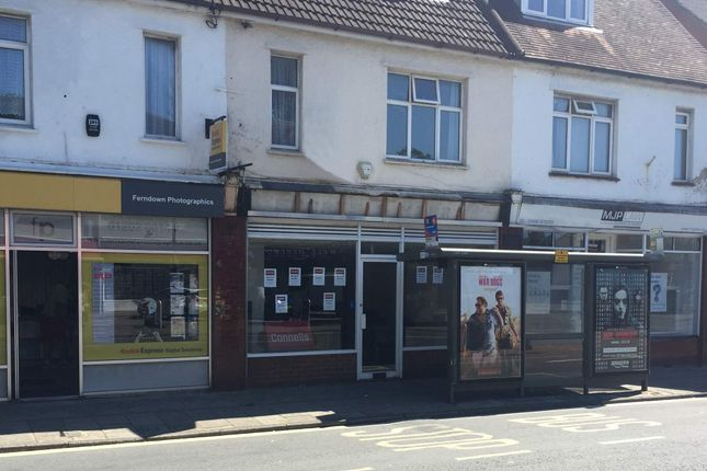 Thumbnail Retail premises to let in 22-24 Victoria Road, Ferndown