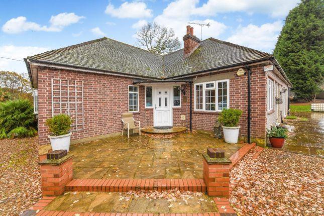 Thumbnail Bungalow to rent in Hardwick Lane, Lyne, Chertsey