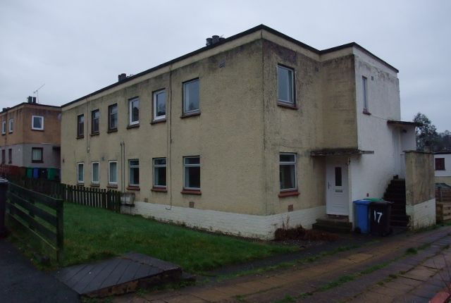 Thumbnail Flat to rent in Louise Street, Dunfermline, Fife
