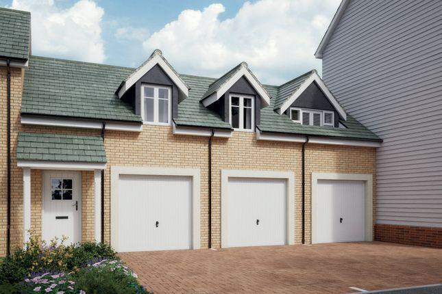 Thumbnail Flat for sale in Ghurkka Road, Church Crookham, Fleet