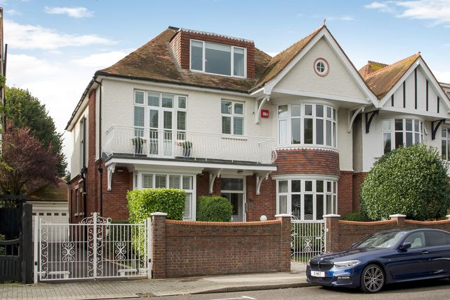 Thumbnail Detached house for sale in St. Helens Parade, Southsea