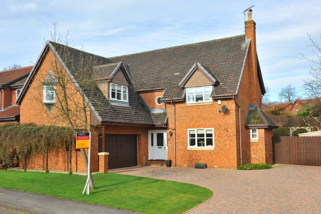 Thumbnail Detached house for sale in Abbey Mill Gardens, Knaresborough