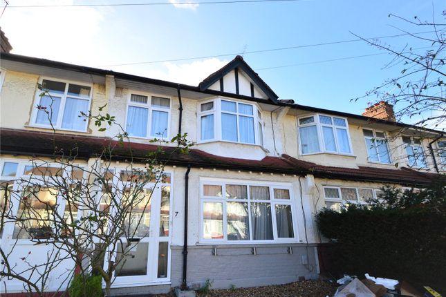 Thumbnail Terraced house for sale in Limes Avenue, Croydon