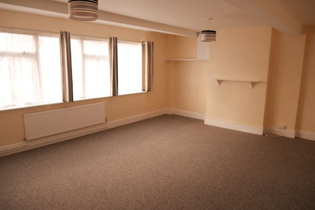 Thumbnail Flat to rent in The Centre, Weston-Super-Mare