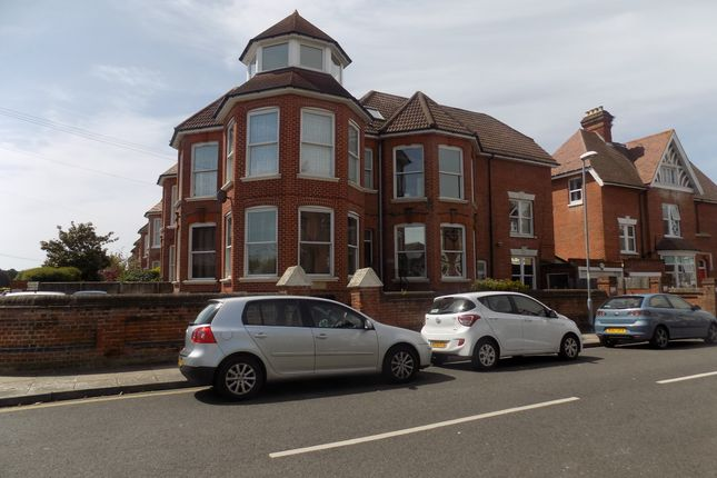 Thumbnail Block of flats for sale in Spencer Road, Southsea