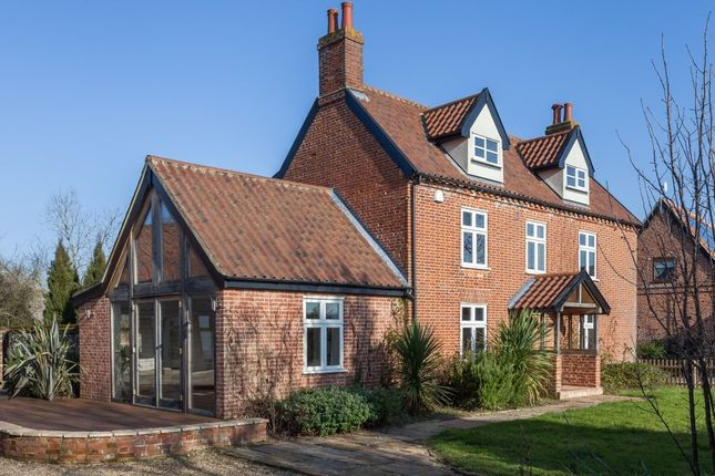 Thumbnail Detached house for sale in Wattlefield, Wymondham, Norwich