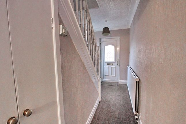 Hallway of Lowther Road, Prestwich, Manchester M25