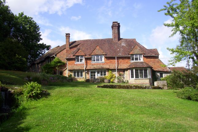 Thumbnail Detached house to rent in Roundhurst, Haslemere