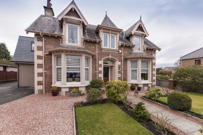 Thumbnail Detached house for sale in Glenurquhart Road, Inverness, Highland