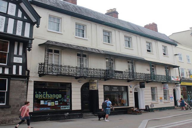 Thumbnail Pub/bar for sale in Widemarsh Street, Hereford