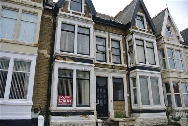 Thumbnail Flat for sale in Holmfield Road, Bispham, Blackpool