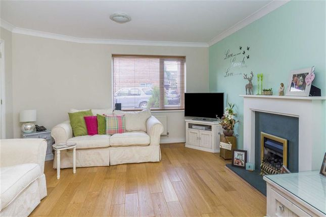Thumbnail Detached house for sale in Chestnut Grove, Moreton Morrell, Warwick, Warwickshire