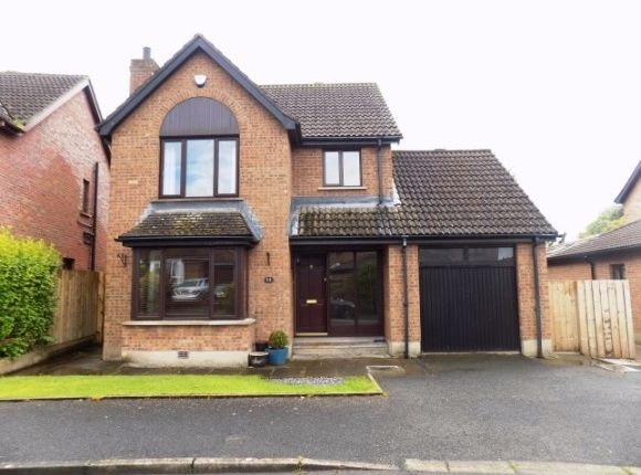 Thumbnail Detached house to rent in Ashvale Park, Hillsborough