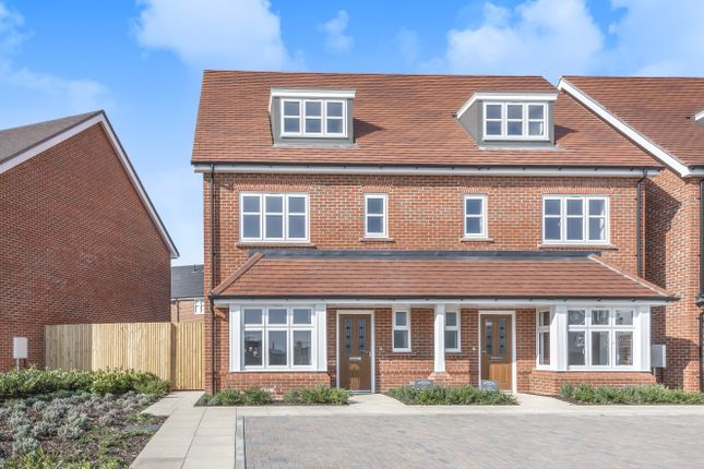 Thumbnail Semi-detached house for sale in Chessall Avenue, Southwater, Horsham