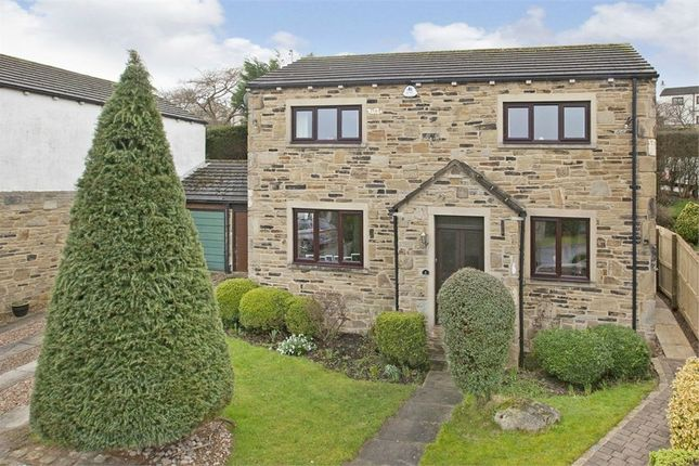 Thumbnail Detached house for sale in 8 Harvest Croft, Burley In Wharfedale, West Yorkshire