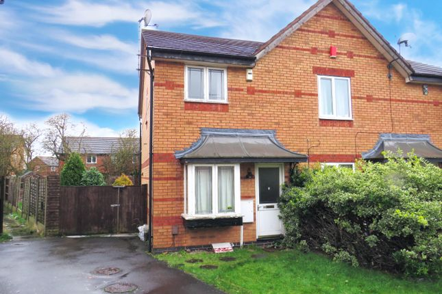 Thumbnail Property to rent in Cairngorm Drive, Sinfin, Derby