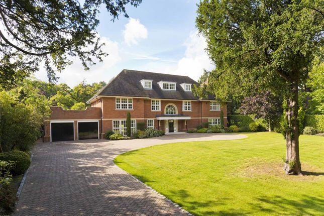 6 bed detached house for sale in Onslow Road, Burwood Park, Walton-On-Thames
