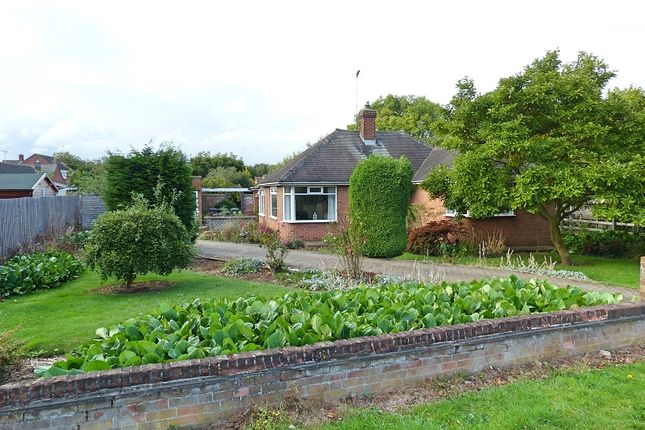 Thumbnail Detached bungalow for sale in Broadway, Yaxley, Peterborough, Cambridgeshire.