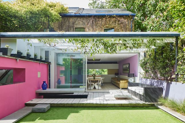 Thumbnail Mews house for sale in Russell Gardens Mews, London
