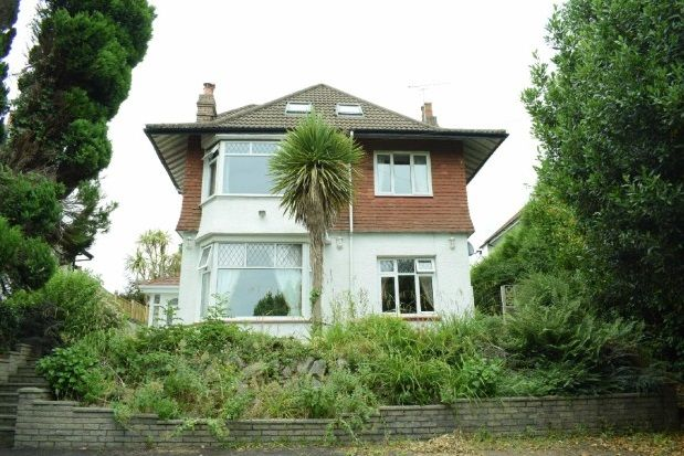 Thumbnail Detached house to rent in Gower Road, Sketty, Swansea