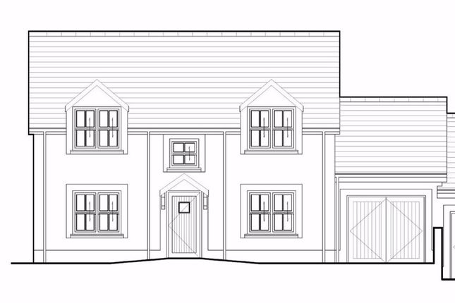 Thumbnail Link-detached house for sale in Brambly Croft, Upper Thornton, Milford Haven