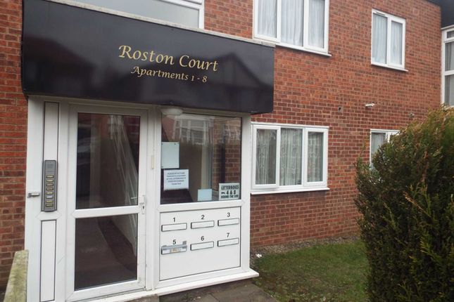 Thumbnail Flat to rent in Roston Road, Salford