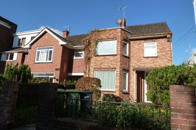Thumbnail 5 bed semi-detached house to rent in Blackboy Road, Exeter