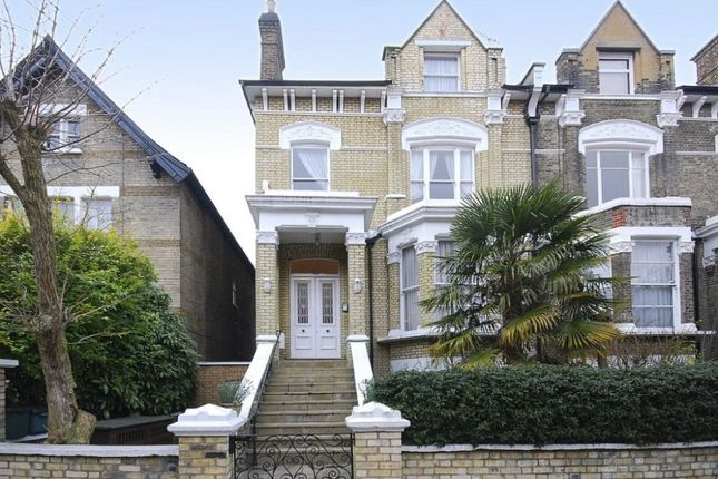 Thumbnail Maisonette to rent in Priory Road, West Hampstead