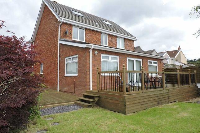 Thumbnail Detached house for sale in Twyniago, Pontarddulais, Swansea