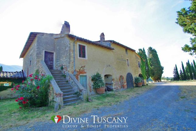 Thumbnail Country house for sale in Strada di Piscinale, Cetona, Siena, Tuscany, Italy