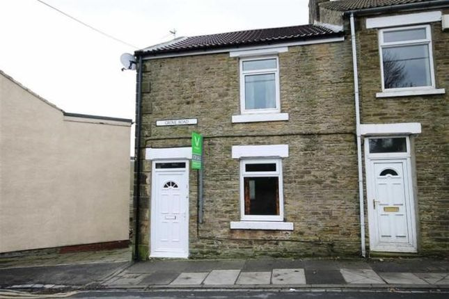 Thumbnail End terrace house to rent in Grove Road, Tow Law
