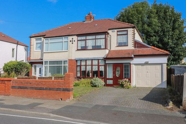 3 bed semi-detached house for sale in Wisbeck Road, Tonge Park, Bolton