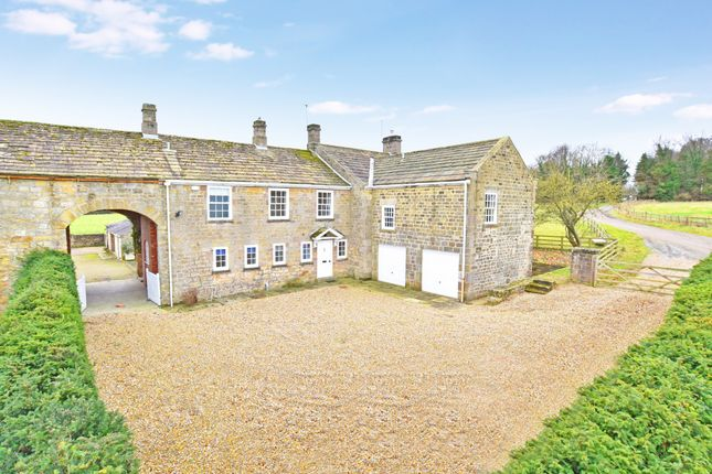 Thumbnail Farmhouse to rent in Harrogate Road, Wetherby