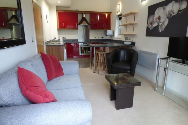 Thumbnail Flat to rent in Phoebe Road, Copper Quarter, Pentrechwyth, Swansea