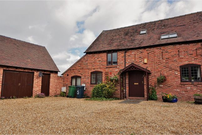 Thumbnail Semi-detached house for sale in Nobold Lane, Shrewsbury